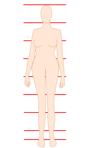 high waist long legs