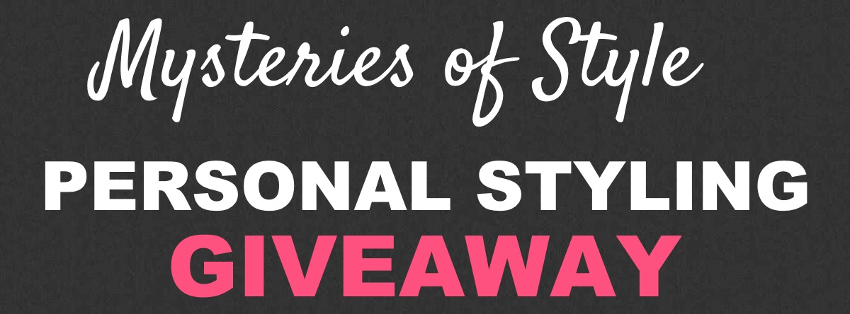 personal styling GIVEAWAY