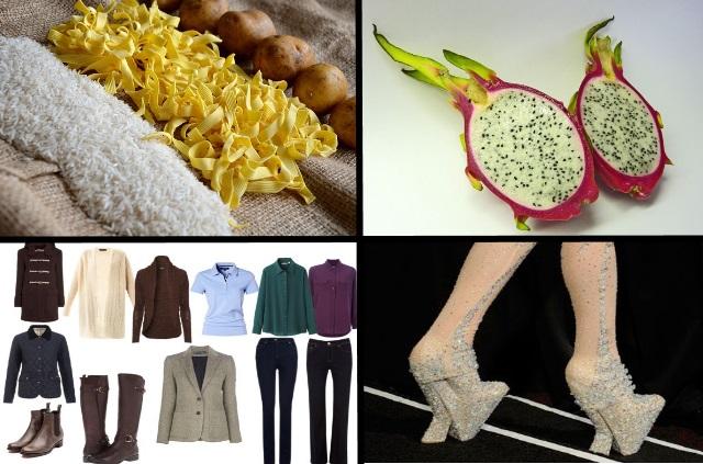 food clothes