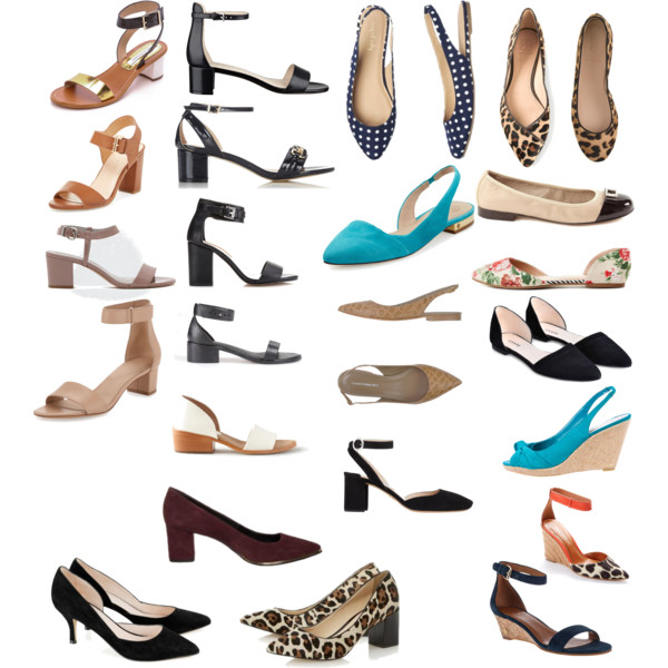 shoes to everything