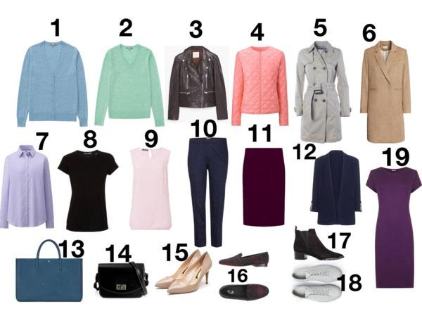 base wardrobe example
