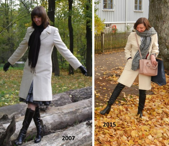 choose a timeless coat