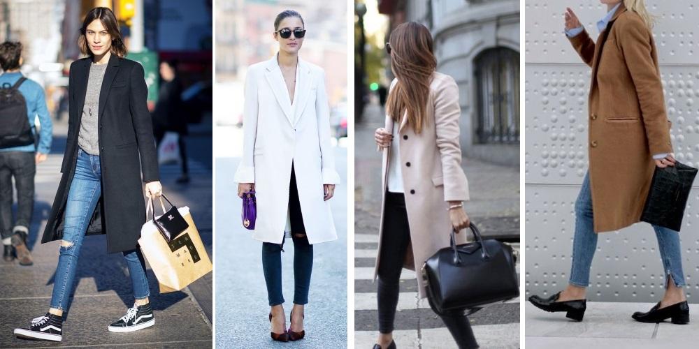 a timeless coat