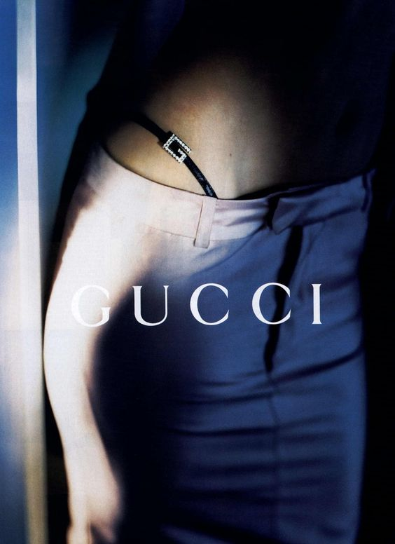 Gucci campaigns over the years