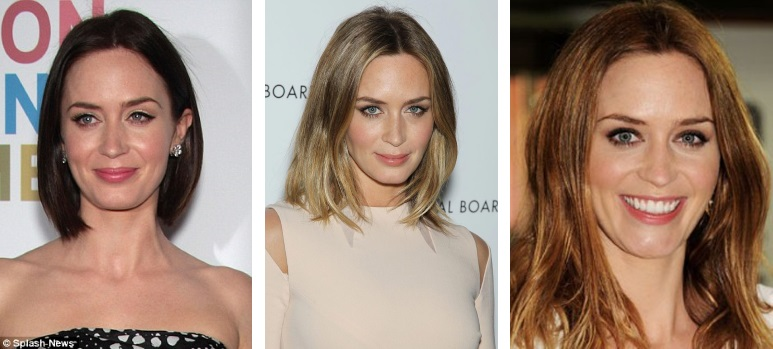 Poll: Which Emily Blunt's look do you like the most?