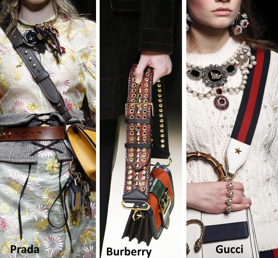 wide strap trend