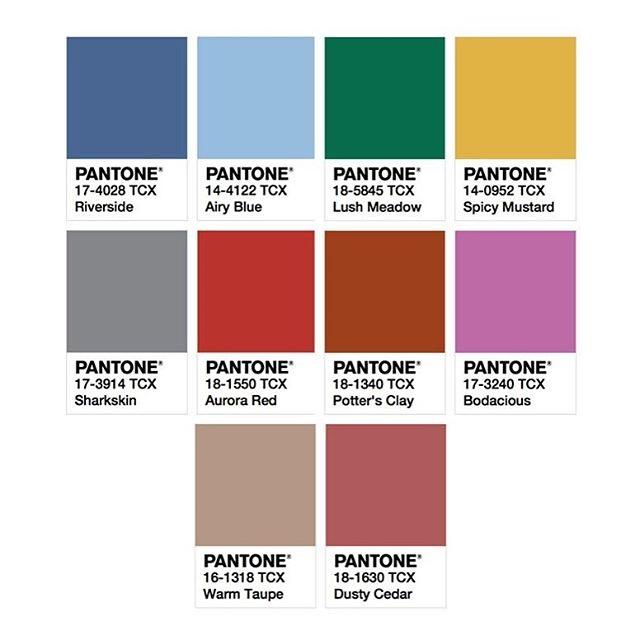 trend colors fw 16-17