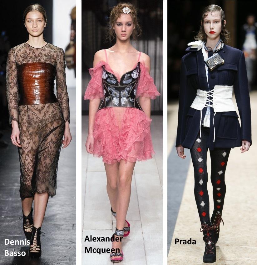 corset trend 16-17