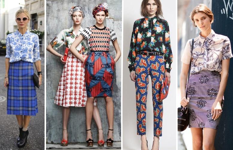 mix and match patterns