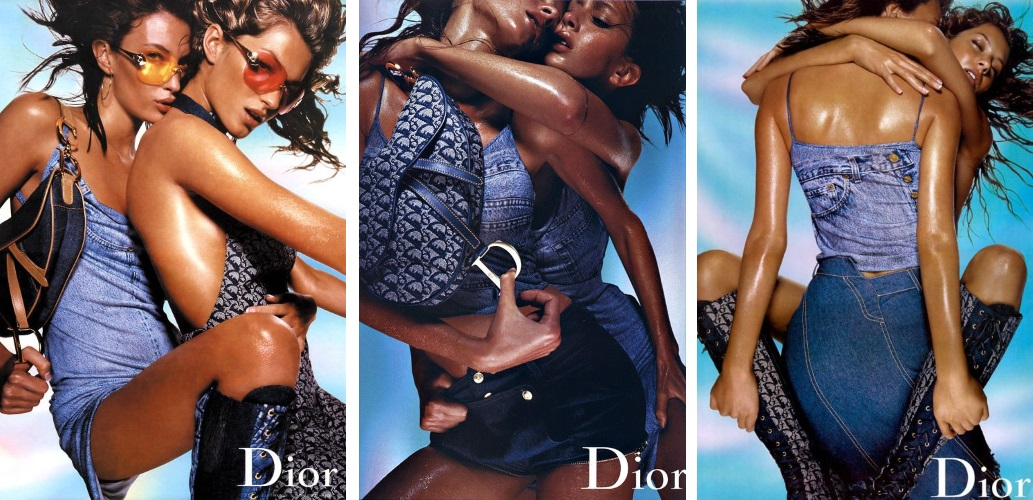 Christian Dior campaing 2000