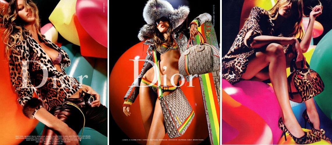 Dior campaign 2004-05