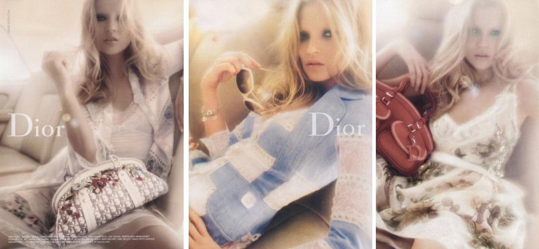 Dior campaign 2005