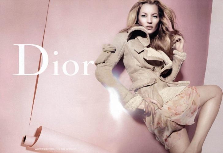 Dior campaign 2005-06