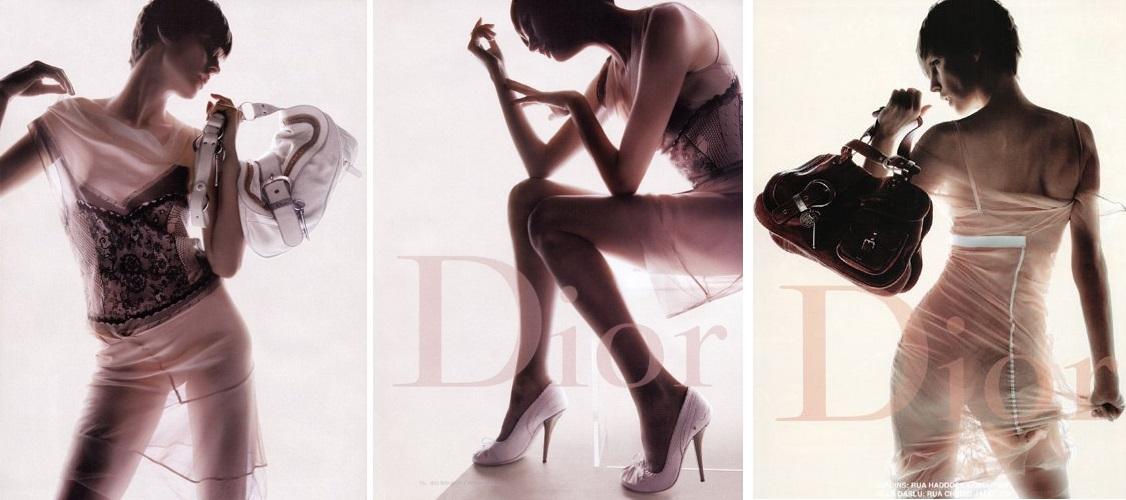 Dior campaign 2006
