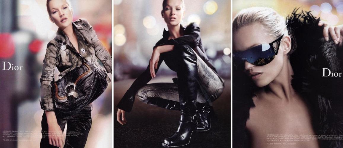 Dior campaign 2006-07