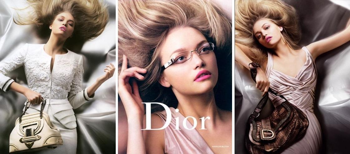Dior campaign 2007