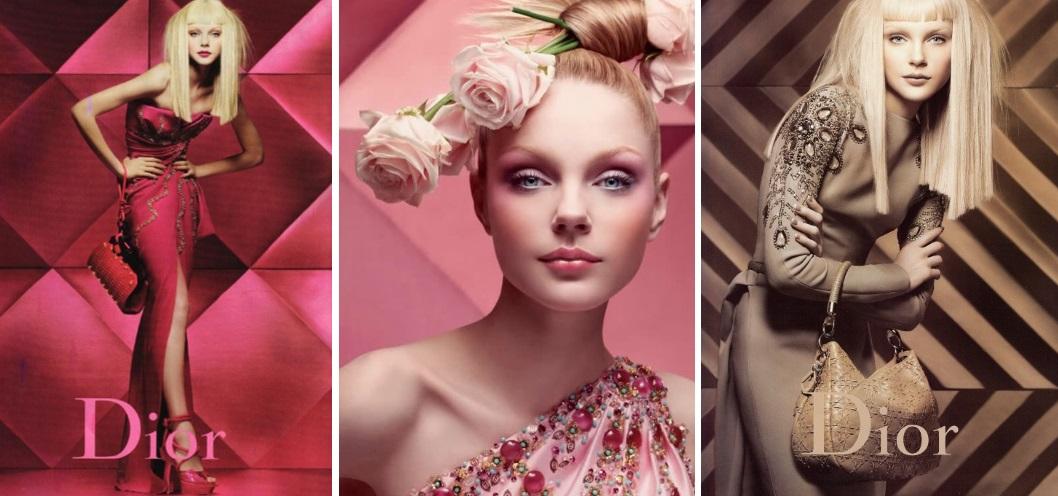 Dior campaign 2007-08