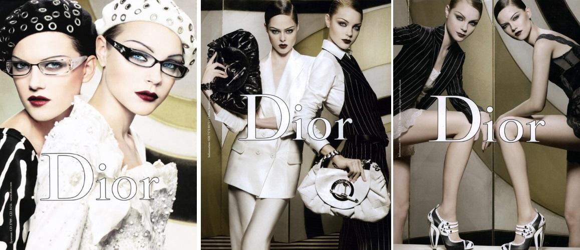 Dior campaign 2008