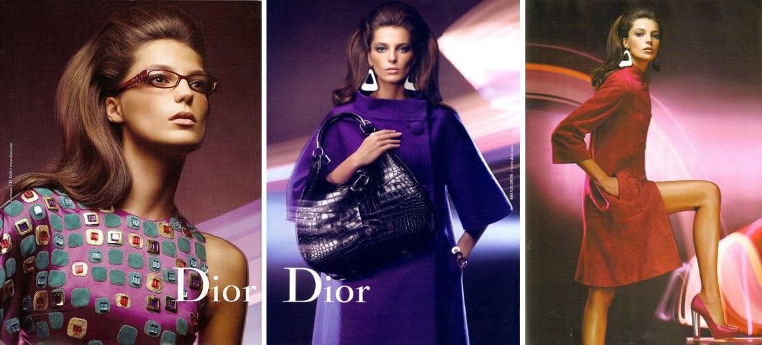 Dior campaign 2008-09