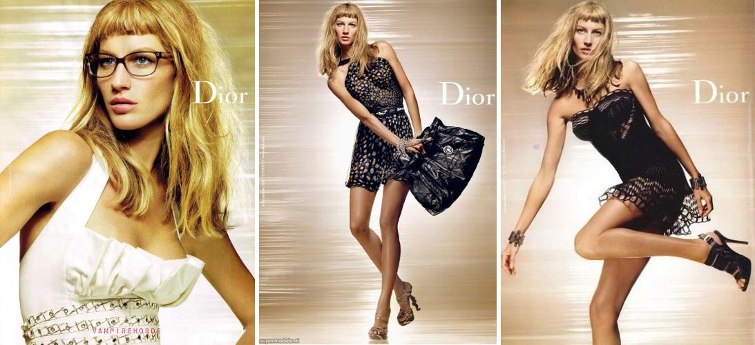 Dior campaign 2009