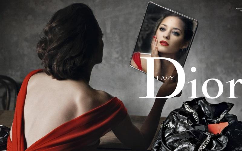 Dior campaign 2009-10