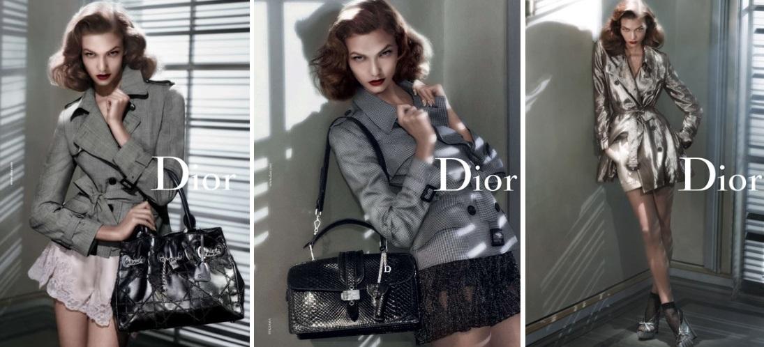 Dior campaign 2010