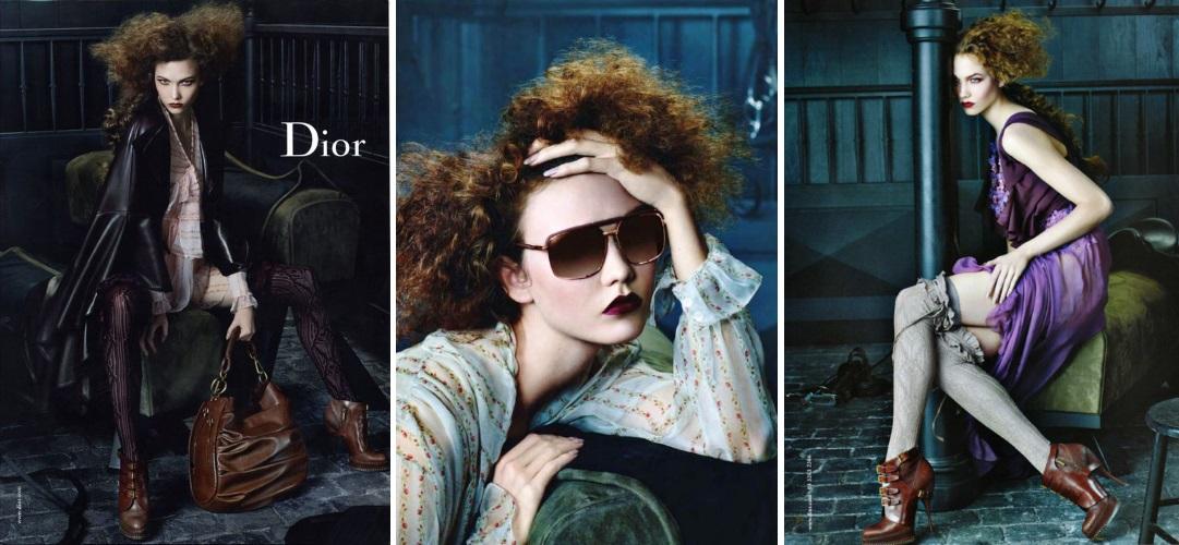Dior campaign 2010-11