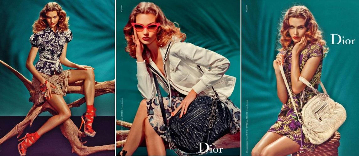 Dior campaign 2011