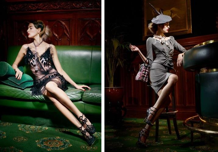 Dior campaign 2011-12