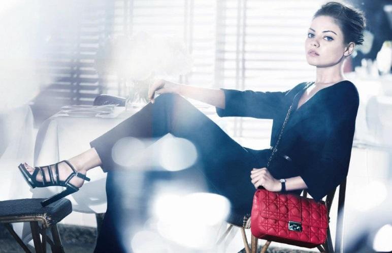 Dior campaign 2012