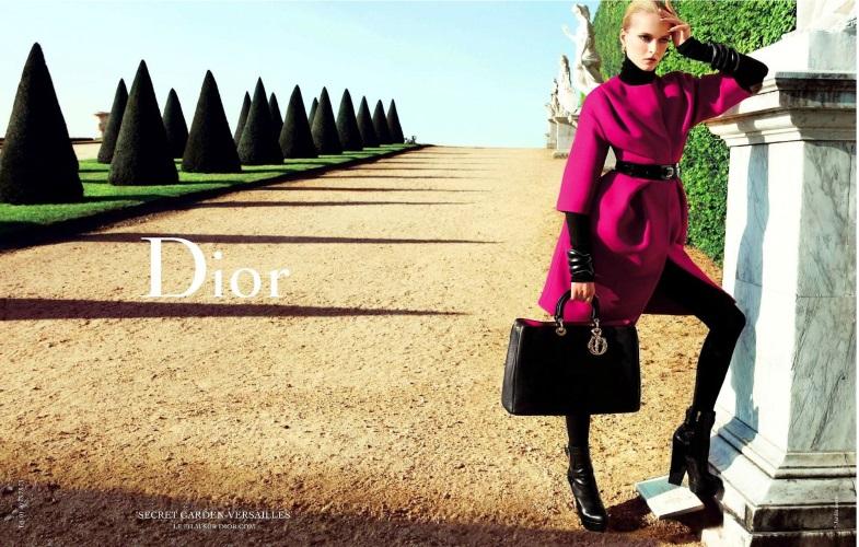 Dior campaign 2012-13