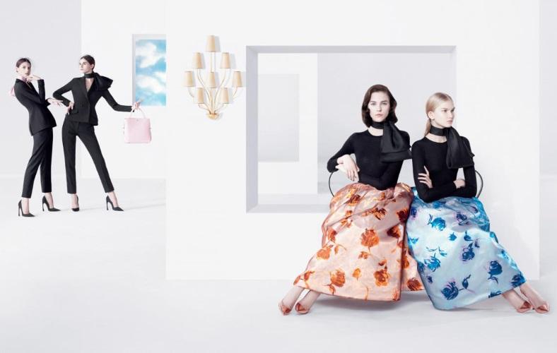 Dior campaign 2013