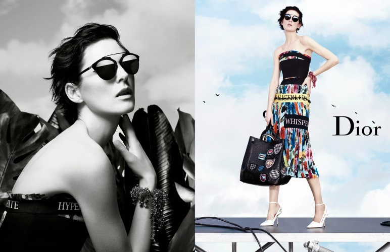 Dior campaign 2014