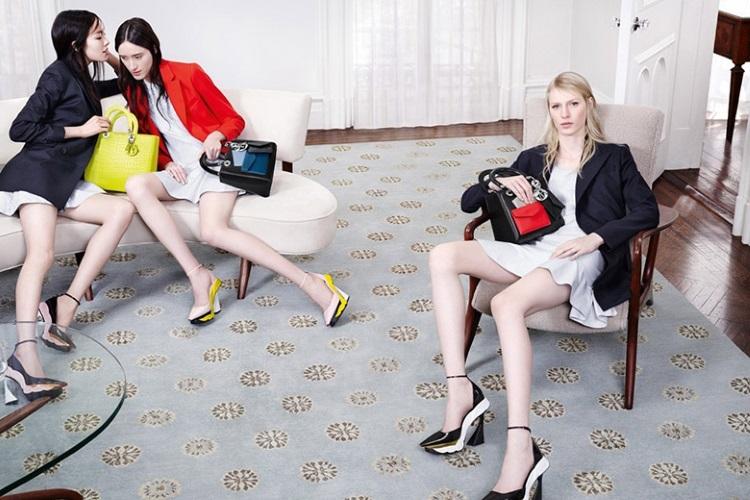 Dior campaign 2014-15