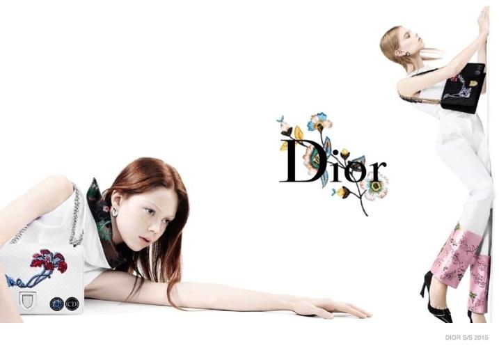 Dior campaign 2015