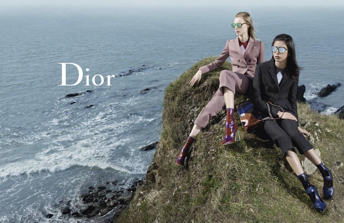 Dior campaign 2015-16