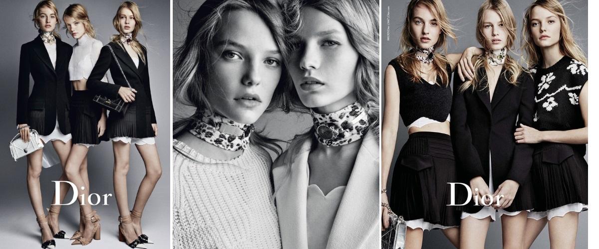 Dior campaign 2016