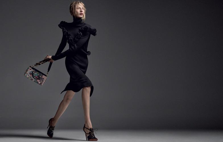 Dior campaign 2016-17