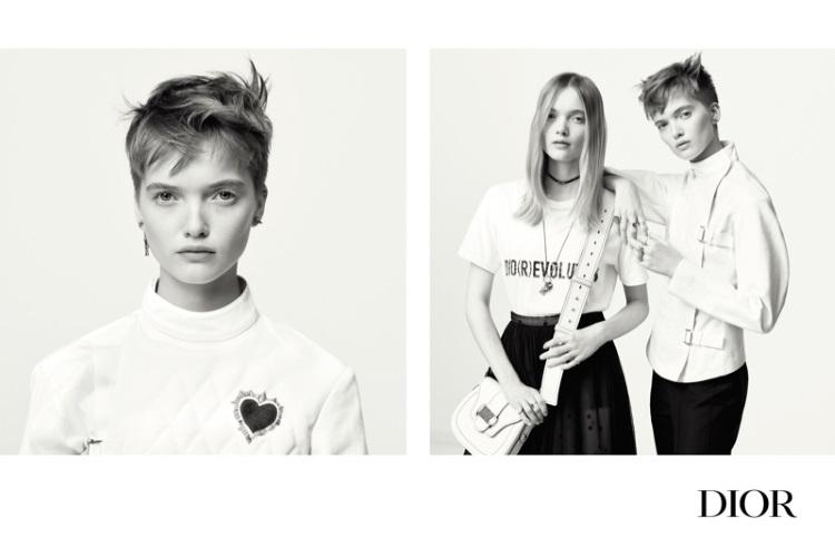 Dior campaign 2017