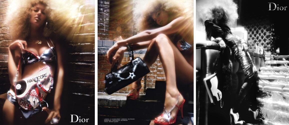 Dior campaign 2004