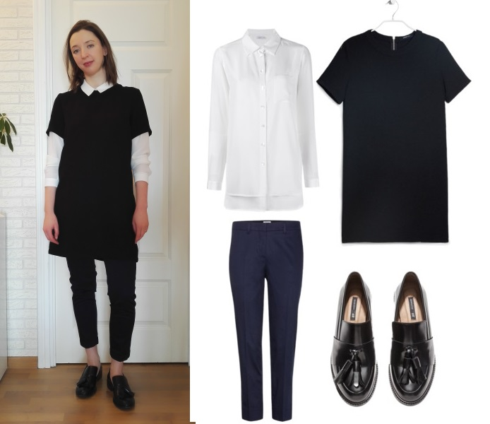 little black dress for office