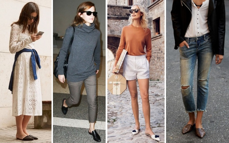 mules outfit ideas