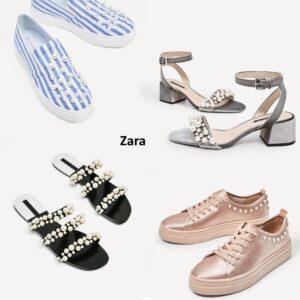 pearls  embellishments trend  zara