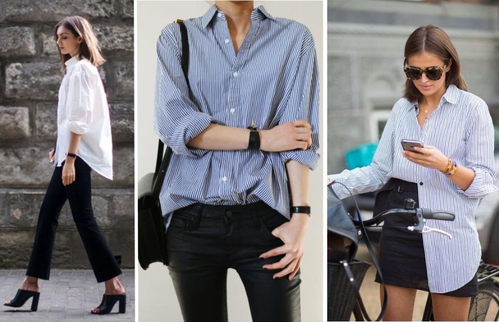 ways to wear a shirt