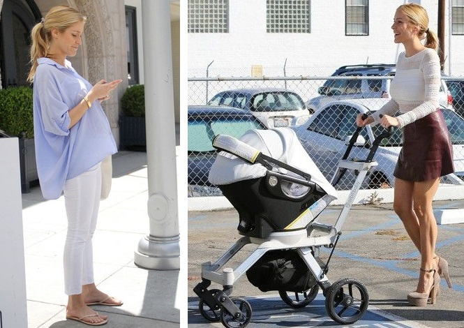 pregnancy personal style