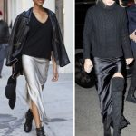 Inspo: How to Wear a Satin Skirt