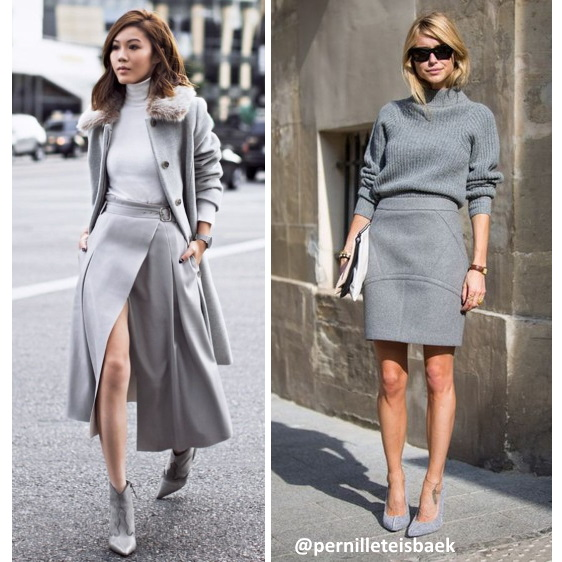 Color Inspo: Shades of Gray