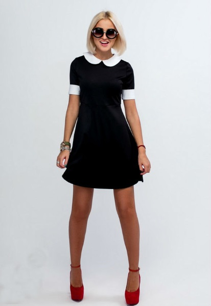 ONE  ITEM  MORE  WAYS:  GOOD  GIRL  DRESS