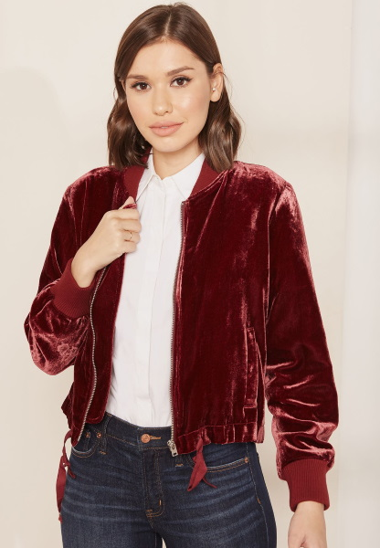 GUESS THE STYLE:  BOMBER  JACKETS